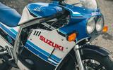 78 Suzuki at 100 Goodwin GSX details