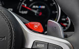 BMW X4M official press - M buttons