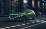 79 Peugeot 308 2021 official reveal images tracking
