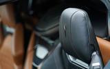 Pininfarina Battista customer preview event - seat details