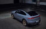 79 Porsche Cayenne GT 2021 official reveal studio rear