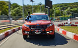 Skoda Mountiaq concept first drive review - on the road nose