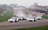 BMW M1 Procar racing 1979