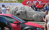 Wörthersee Treffen 2017 GTI statue