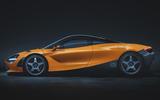 2020 McLaren 720S Le Mans edition - side
