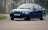 BMW M3 (E46) - tracking front