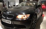 7 BMW M3 E93  £15,999