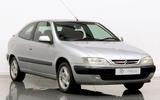 Citroën Xsara - hero front