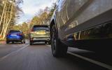 Hybrid mega-test - Lexus and Subaru