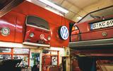 Jack's Garage - work floor