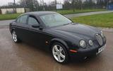 7 Jaguar S type R
