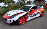7 jaguar xkr