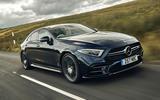 Mercedes-AMG CLS 53 - top ten super saloons