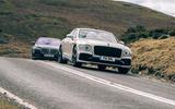7 olg Flying Spur vs Mercedes Benz S400d 4matic 2021 5773