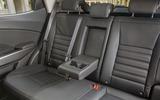 7 Tivoli rear seats
