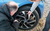 Used EVs feature - brake discs