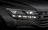 VW Touareg Black Edition