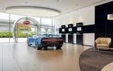 Bugatti dealership Dubai