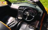 Lotus Elan S2 interior