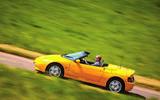 Lotus Elan S2 driving - side