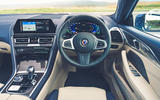 8 Alpina B8 Gran Coupe 2021 UK FD dashboard