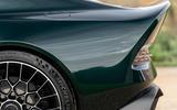 8 Aston Martin Victor 2021 rear end