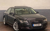 Audi A8 - static front