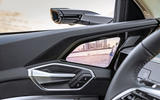 Audi E-tron quattro 2018 first drive review - virtual mirrors
