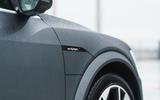 8 Audi E tron S Sportback 2021 UK first drive review charging port details