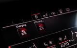 Audi e-Tron 2019 prototype first drive review - braking modes