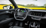 8 Audi Q4 2021 FD dashboard