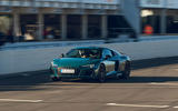 Audi R8 Quattro - front