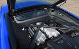 Audi R8 RWS 2018 UK review engine