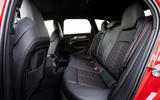 Audi RS6 Avant 2019 first drive review - rear seats