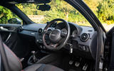 8 Audi S1 cherished owner opinion dashboard