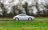 Audi TT Mk1 - hero side