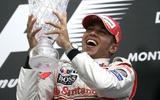 8 Autocar favourite racing drivers Lewis Hamilton podium