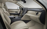 Bentley Bentayga hybrid 2019 first drive review - cabin