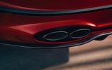 8 Bentley Fyling Spur V8 2021 UK review exhausts