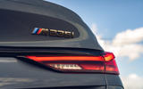 BMW 2 Series Gran Coupe M235i 2020 UK first drive review - rear badge