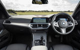 BMW 3 Series Touring 330d 2019 UK first drive review - cabin