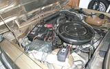 BMW 320 - engine