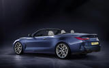BMW 4 Series Cabriolet render 2020 - static rear