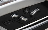 BMW 7 Series 740Ld long-term review seat controls