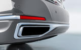 BMW 7 Series 750Li 2019 first drive review - exhausts
