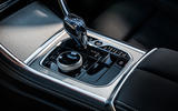 BMW 840d 2019 first drive review - centre console