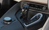 BMW i8 Coupe 2018 UK first drive review centre console