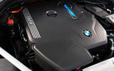BMW X3 xDrive30e 2020 first drive review - engine