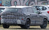 BMW X8 - rear
