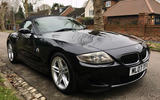 BMW Z4 M Roadster 2007 - static front
